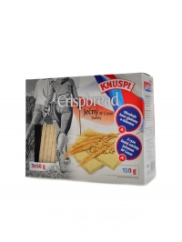 Knuspi crispbread Ječný AF Cesar Barley 150 g