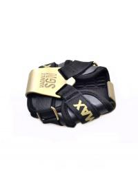 Háčky metallic MFA333 bronz/black