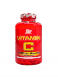 Vitamín C 1000mg + rose hips 200 tablet