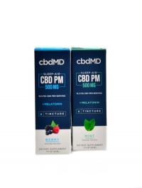 CBD PM Na spaní 500 mg CBD 30ml máta