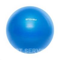 Fitball III gym.míč vč.pumpičky 55cm modrý