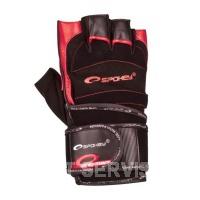 MITON Fitness rukavice červené