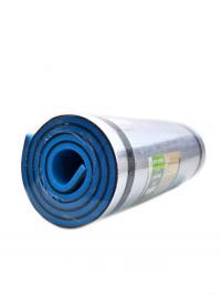KODIAK Karimatka XPE/hliník, 180x50 cm modrá