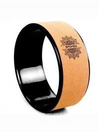 Czakra jóga kruh korek průměr 32,5 cm