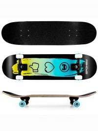 LIKE Skateboard 78,7 x 20 cm, ABEC5