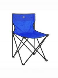 TONGA Turistická skládací židle modrá