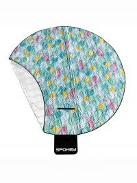 FLAMINGO Pikniková deka kulatá, průměr 150 cm