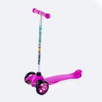 Buller tříkolka dětská růžová