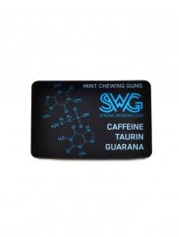 Energetické žvýkačky SWG - mint