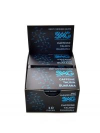 Energetické žvýkačky SWG - mint 10 x 7 ks