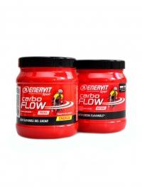 Enervit Carbo Flow sport 2 x 400 g cacao