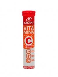 Vitamín C 1000 mg tubo 20 tbl