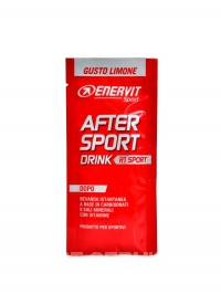 Enervit after sport drink R1 15 g citron
