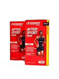 Enervit after sport drink R1 2 x 150 g citron