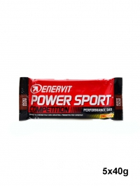Power Sport Competition performance bar 5x40g