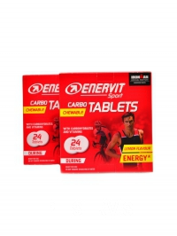 Enervit Carbo energy GT sport 48 tablet