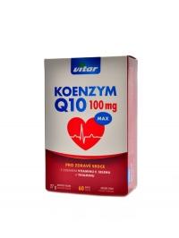 Vitar Koenzym Q10 100mg + vitamin E + selen