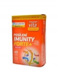 Maxivita posílení imunity forte+ 45 tablet