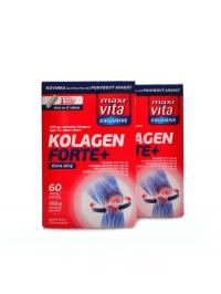 Maxivita kolagen forte + 2 x 60 kapslí