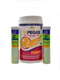 Artivit Pegas Forte 7 700g + 2x šumivý vit. C