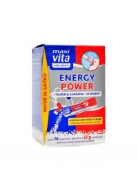 MaxiVita Energy Power stick pack 12 sáčků 24g