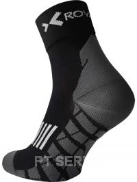 Sportovní ponožky high cut černé