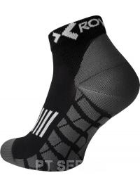 Sportovní ponožky low cut černé