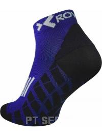 Sportovní ponožky low cut modré