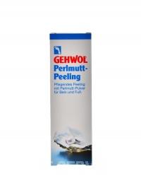 Gehwol perlmutt-peeling 125 ml
