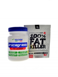 Bruciagrassi 210 tbl + Fat Killer 120 cps