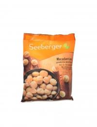 Makadamiové ořechy pražené - solené 125g