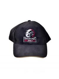 čepice kšiltovka Indiana Jerky černá
