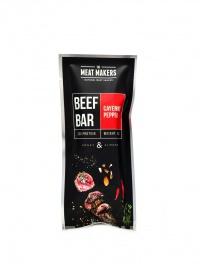 Beef bar 50 g cayenne pepper