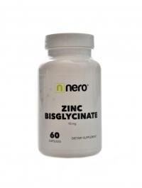 Zinc bisglycinate 60 kapslí