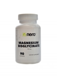 Magnesium bisglycinate 90 kapslí
