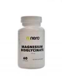 Magnesium bisglycinate 60 kapslí