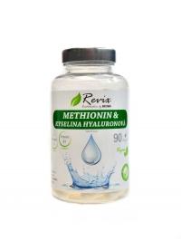 Methionin a kyselina hyaluronová 90 kapslí