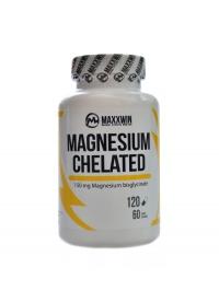 Magnesium Chelated vegan 100 kapslí