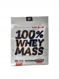 BS Blade 100% Whey Mass gainer 3000g