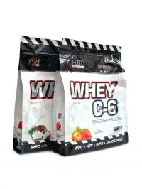 Whey C6 CFM 100% whey 2 x 2250g