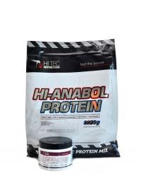 Hi Anabol protein 2250g + BCAA 2000 150 tbl