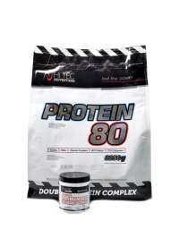 Protein 80 2250g + Tribulus 100 tablet