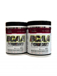 BCAA powder 1000 g
