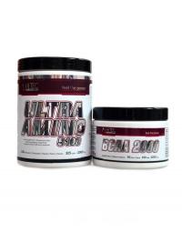 Ultra amino 5100 325tbl + BCAA 2000 150tbl
