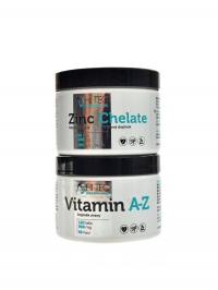 HL Vitamin A-Z 120 cps + Zinc chelated 90 tbl