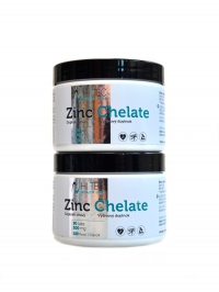 Health Line Zinc chelate 500 mg 2 x 90 tbl