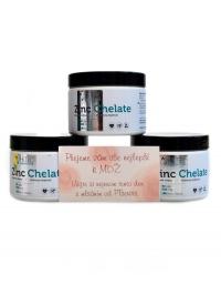 Health Line Zinc chelate 90 tablet 2+1 + MDŽ