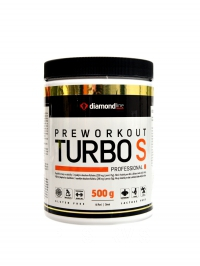 Diamond line Turbo S preworkout 500g