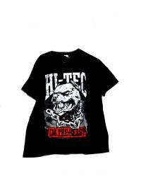 tričko Dog pánské černé