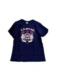 tričko Hi tec modré